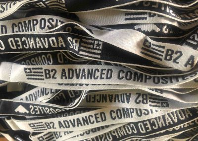 B2 Advanced Composits lanyards with safety breakaway