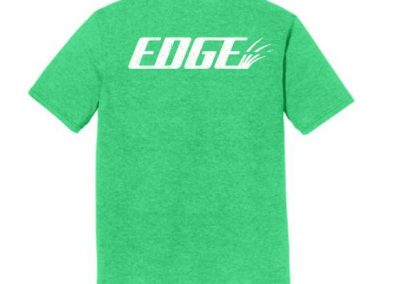 Edge Landscaping custom t shirt printing