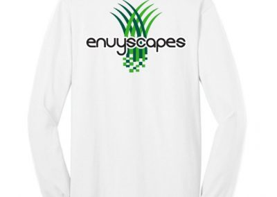 Enyscapes long sleeve custom t-shirts